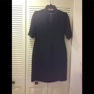 Black causal dress